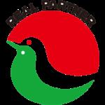 ハトマークロゴ