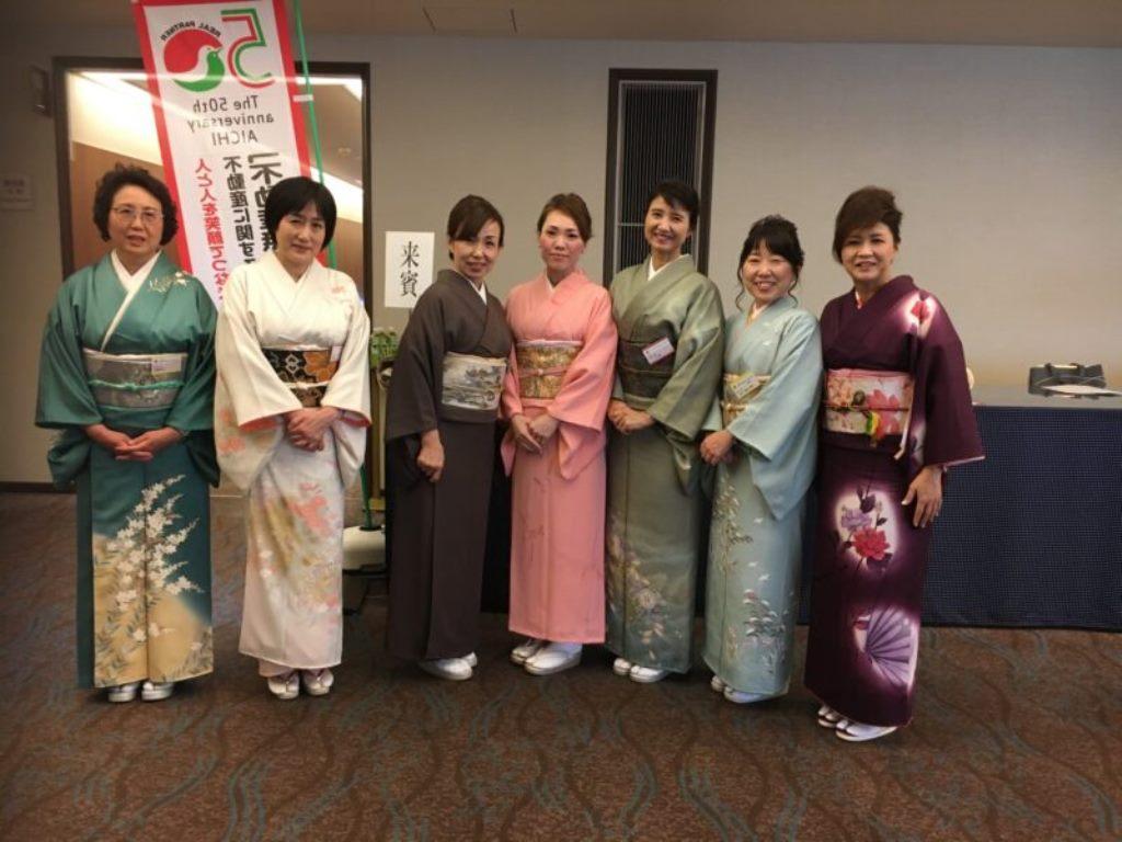 女性部 新年会への参画
